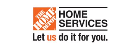 home depot home services home depot exteriors logo pictures to pin on