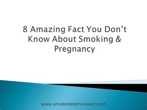 8 Things About You Do Not by 8 Amazing Fact You Do Not About Pregnancy