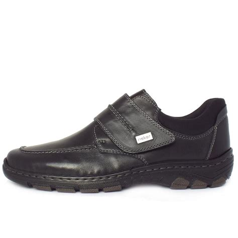rieker boston 19952 02 s casual velcro shoes in