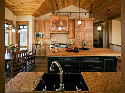 rustic track lighting kitchen contemporary with cabinet