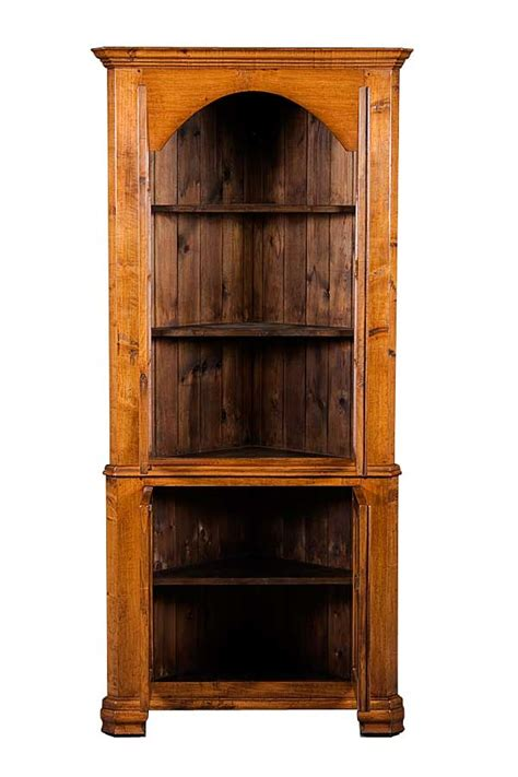 Corner Cabinate by Antique Cherry Corner Cabinet