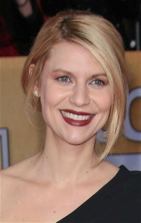 Hairstyles: Claire Danes ? Formal Updo   Sophisticated