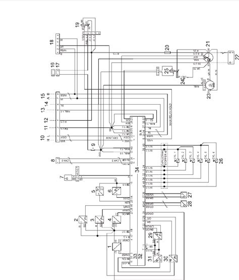 volvo ems wiring diagram with electrical wenkm volvo