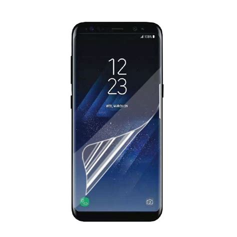 Sale Samsung S8 Edge S8edge K2 Premium Tempered Glass Warna C samsung galaxy s8 plus 3d curved edge hd tempered glass for sale