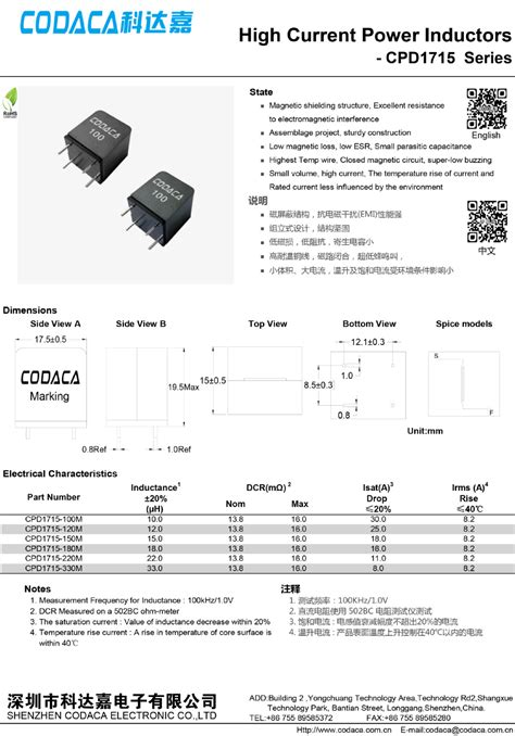 bourns variable inductors fixed inductors wiki 28 images fixed inductor description 28 images pm2120 101k rc bourns