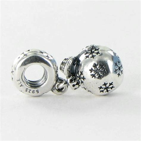Pandora Ornaments - pandora 791410cz dangle ornament cubic