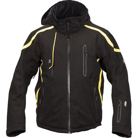 Mens Insulated Ski Jacket volkl yellow 700 insulated ski jacket s glenn