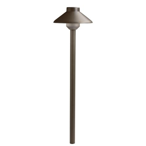kichler lighting 15820azt path lighting landscape led