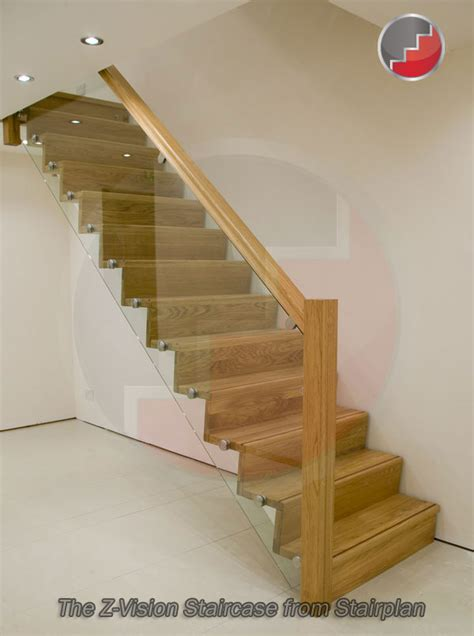 Banister Regulations Z Vision Staircase Ultimate Modern Oak Staircase