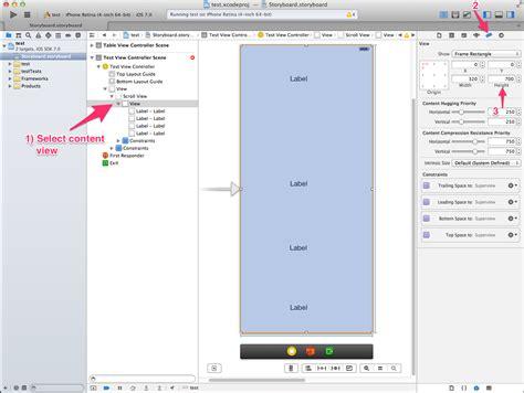 xcode kvo tutorial scrollview in ios 7 jolam
