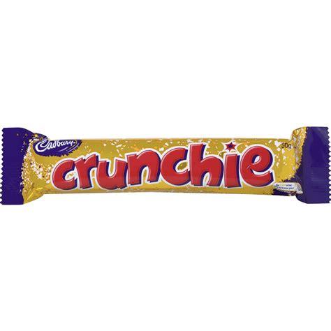 Cadbury Crunchie By Veliff Shop cadbury crunchie 50g bar woolworths