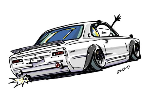 stanced cars drawing stanced car drawing pictures to pin on thepinsta