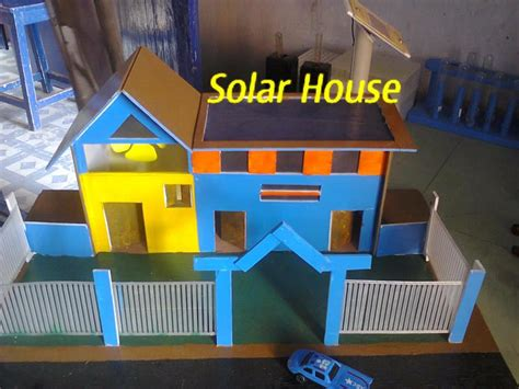 Handmade Science Models - made science working model indian