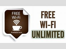 How To Bypass Free Wi-Fi Time Limit To Get Unlimited ... Mac Spoofing