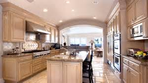 big luxury kitchen interior design hd wallpaper