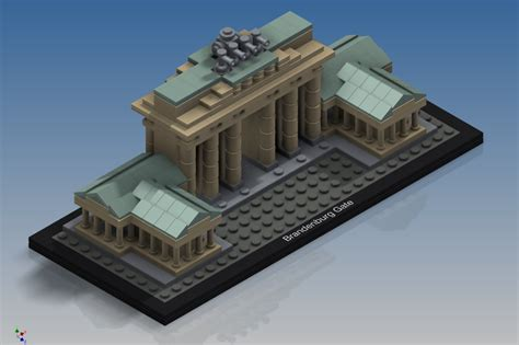 Lego 21011 Architecture Branderburg Gate 301 moved permanently