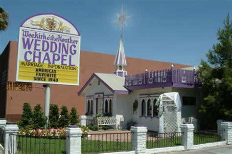 vegas church wedding