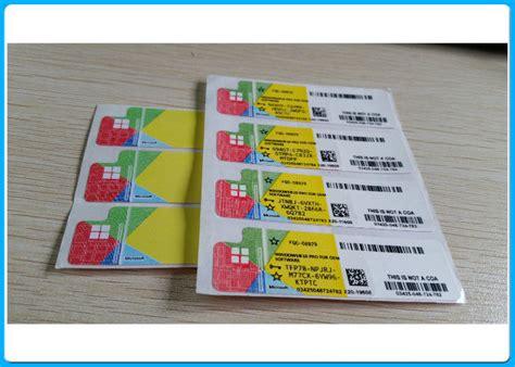 Sticker X Plus Sp 1 Original Usa Stiker Penguat Sinyal Signal windows coa license sticker microsoft windows 7