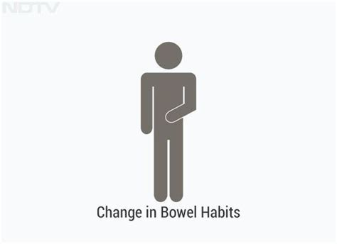 Changes In Stools And Bowel Movements by Understanding Cancer 7 Warning Signs