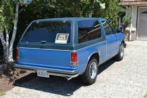 buy used 1988 chevrolet s10 blazer tahoe sport utility 2