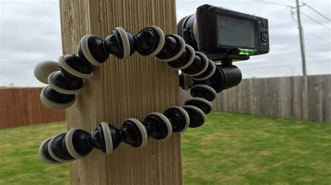 Gorillapod Zoom joby gp3 gorillapod slr zoom bh1 unboxing and look