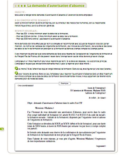 Conseil Lettre Fongecif Conseil Dossier Courrier Lettre Cif Fhtt Pour Lettre D Absence Mod 232 Le Officiel Pour Le Cif Cdi