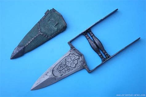 push daggers for sale arms wootz kattar push dagger