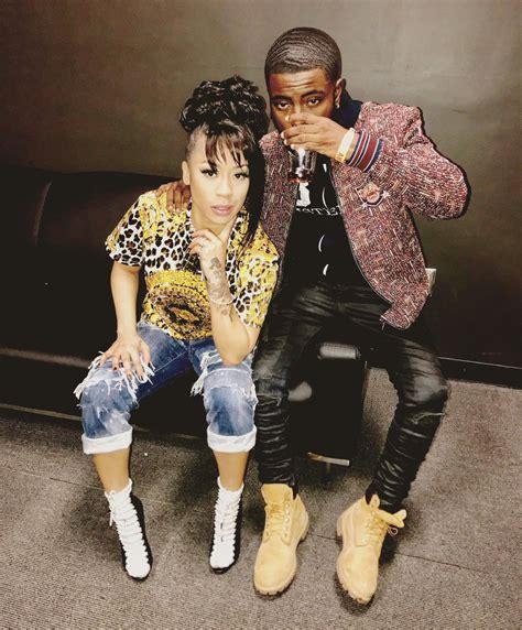 keyshia cole new boyfriend photos keyshia cole s boyfriend rapper niko khale bso