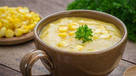 resep  krim jagung  musim hujan masak  hari