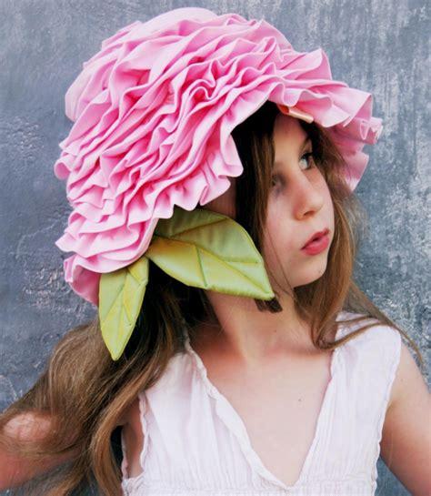 mad hatter flower hats burch