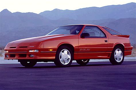 how cars run 1992 dodge daytona regenerative braking 1990 93 dodge daytona consumer guide auto