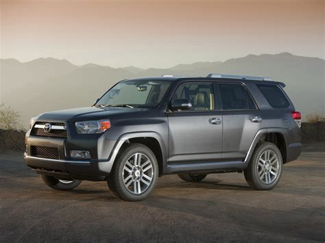 suv toyota 4runner 2012 toyota 4runner price photos reviews features