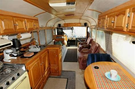 Gmc Motorhome Floor Plans by Greyhound Bus Conversion To Rv Living Small Pinterest
