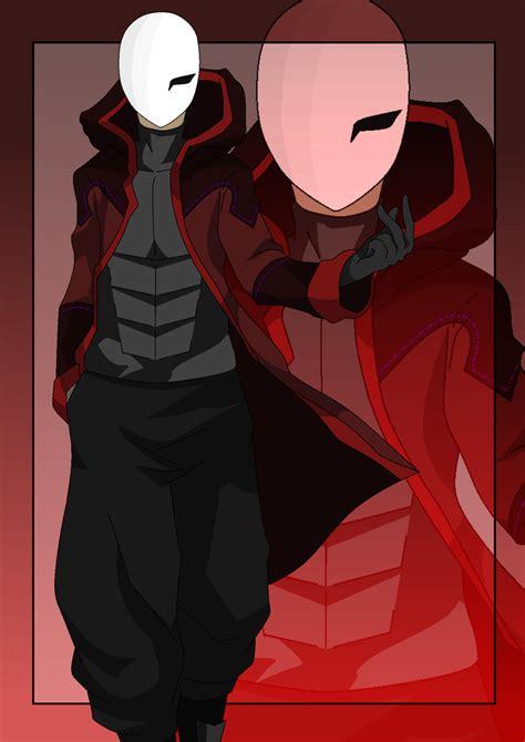 ftoc masked villain by matt33oc on deviantart