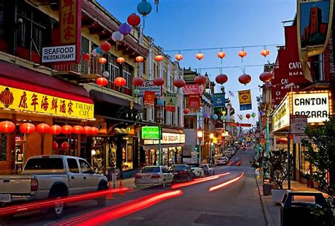 Beautiful Places In America by History Of Chinatown