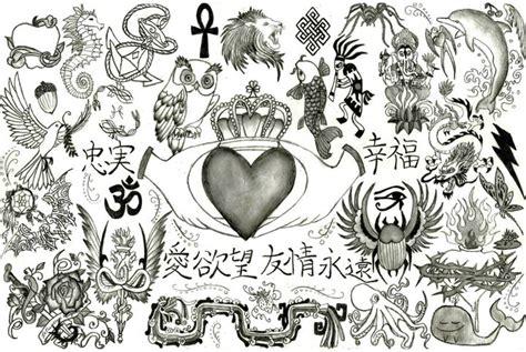 tattoo collage collage by ladyfarthington on deviantart