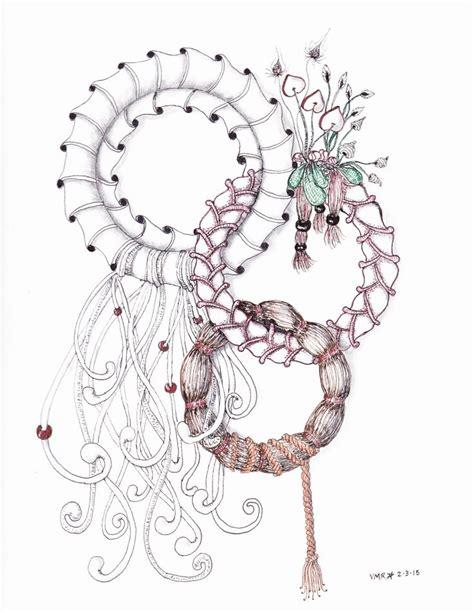 dream catcher zentangle zentangle dream catcher my own sketchbook pinterest