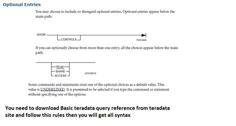 teradata create table as cognossimplified teradata for oracle developers