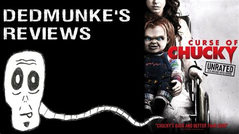 chucky film rating curse of chucky movie review film necropsies youtube