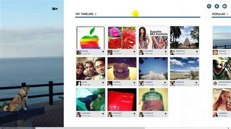 instapic windows apps on microsoft store instagram app for windows 8 instapic youtube