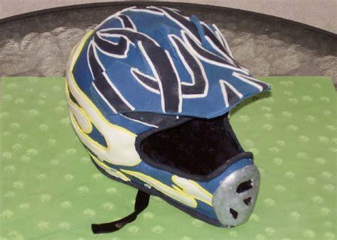 motocross helmet cake motocross helmet cakecentral com