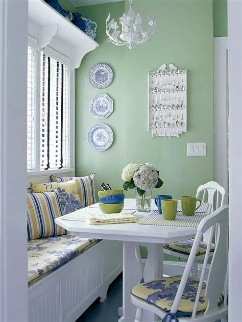 kitchen nook decorating ideas modern furniture 2014 comfort breakfast nook decorating ideas