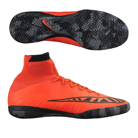 Nike Mercurial Proximo Cr7 Ic Size Us 105 Indo 445 Fit 44 Bnib mercurialx proximo ic indoor soccer shoes bright crimson black nike indoor soccer shoes