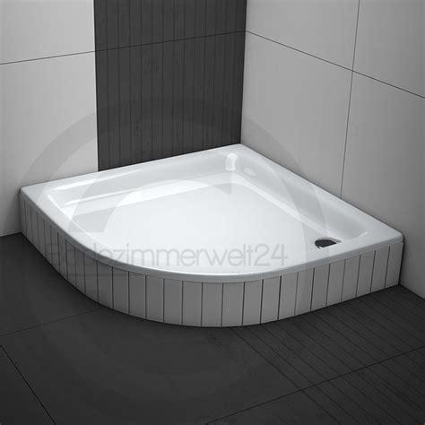 hohe duschwanne zum baden hohe duschwanne viertelkreis aquabad 90 cm