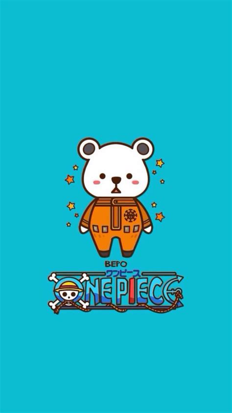 wallpaper iphone 5 one piece one piece bepo iphone 6 6 plus and iphone 5 4 wallpapers