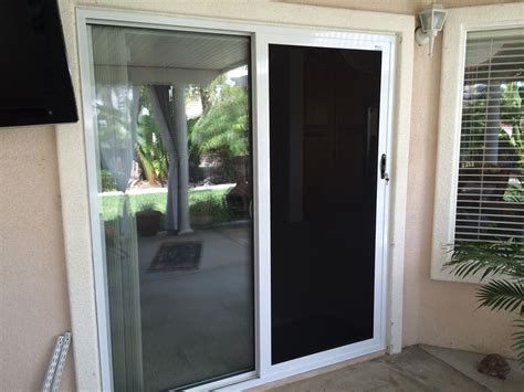 sliding screen door frame sliding screen doors mobile screen shop