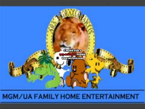 mgm family home entertainment 1994 1997