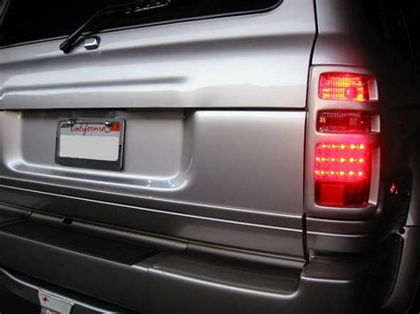 what type of hid halo headlightsand tail lights for fj80