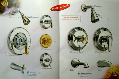 Different Types Of Shower Faucets by Bathroom Faucet Tub Shower