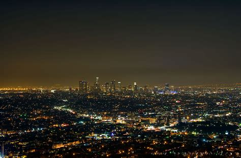 image gallery los angeles city lights